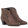 Ash Hurricane Womens Boot Chestnut T-Moro Suede 350454 (908)