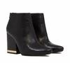 Ash Indy Womens Boot Black Leather  350051 (001)