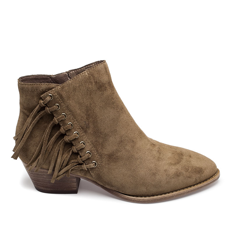 Ash Lenny Boot Russet Suede 360265 (229)
