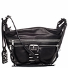 Ash Maze Womens Crossbody Bag Black Nappa Leather  125056 (001)