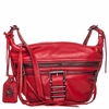 Ash Maze Womens Crossbody Handbag Red  Nappa Leather  125056 (600)