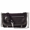 Ash Mick Womens Crossbody Black Leather  124002 (001)