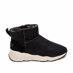 best seller Ash Miko Womens Boot Black Leather 360333 (964)