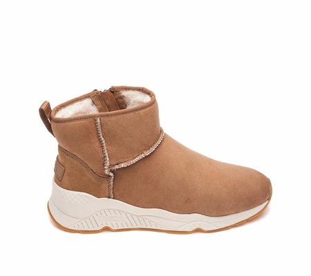 Ash Miko Womens Boot Camel  Suede 360342 (266)