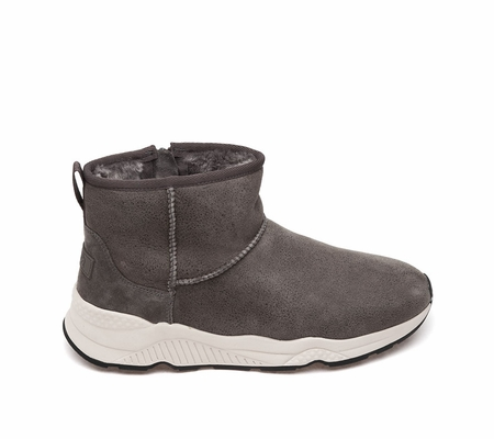 ASH  Mowgli Mens Boot Topo Leather 360395 (235)