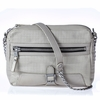Ash Riley Womens Crossbody Winter White  Perforated Leather  124021 (110)