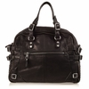 Ash Scout Womens Satchel Black Leather 124094 (001)