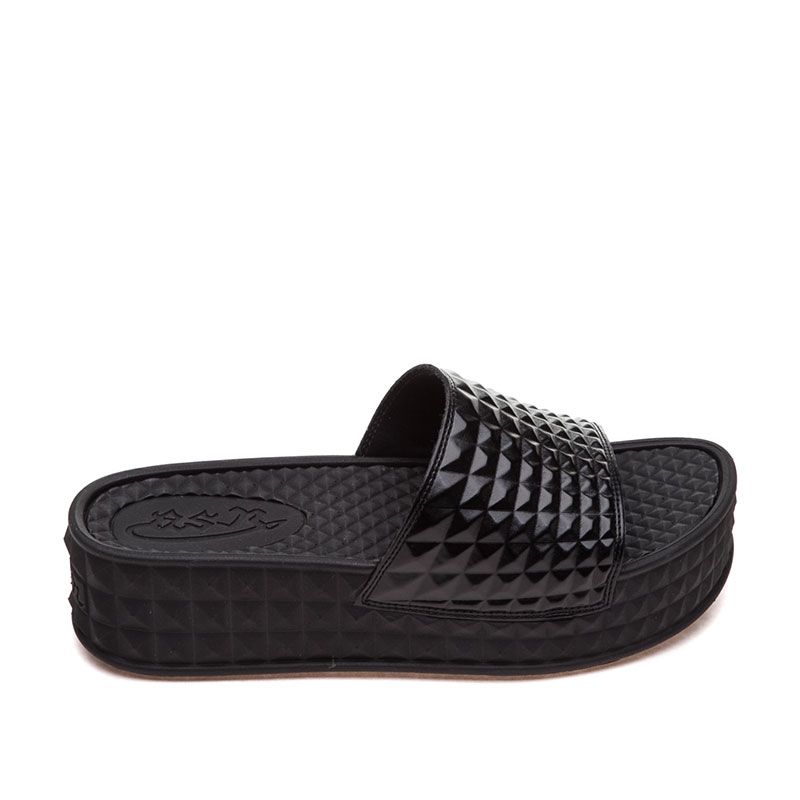 Scream Black Sandal