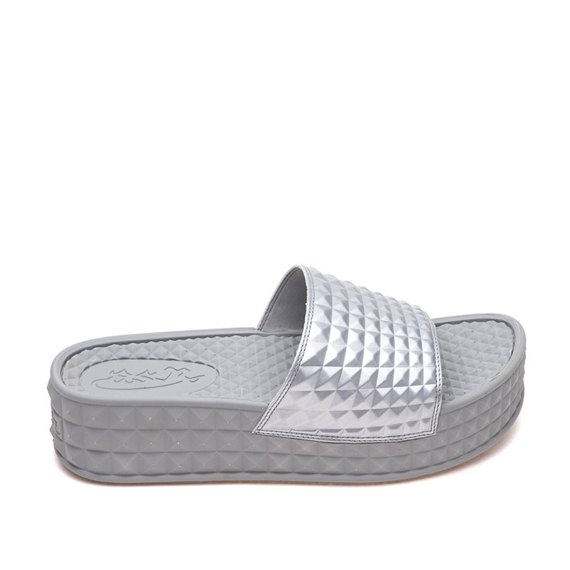 Scream Silver Sandal