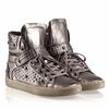 Ash Smirnoff Mens Sneaker Piombo Leather 330427  (013)
