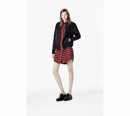 Ash Studio Paris Boat Black Jacket 265129 (001)