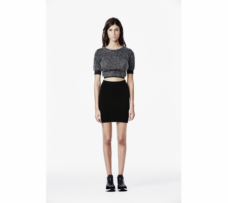Ash Studio Paris Join Skirt Black 265090 (001)