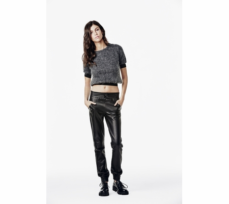 Ash Studio Paris  Premiere Pant Black 265102 (001)