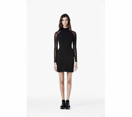 Ash Studio Paris  Ratio Dress Black 265111 (001)