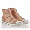 Ash Virgin Womens Sneaker Clay Leather 340031 (269)