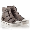 Ash Virgin Womens Sneaker Perkish Leather 340564 (249)