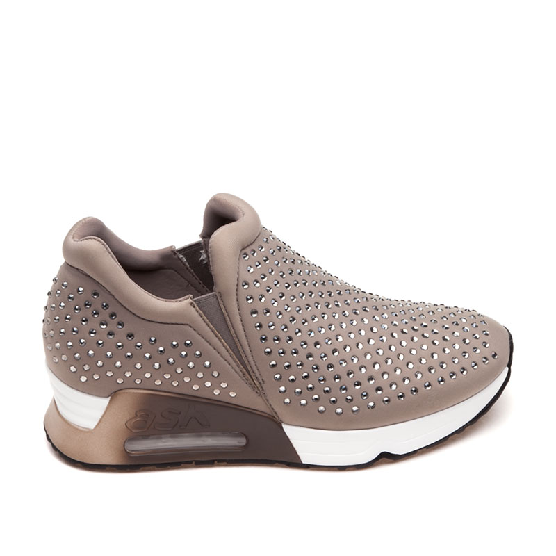 Lifting Taupe Sneaker