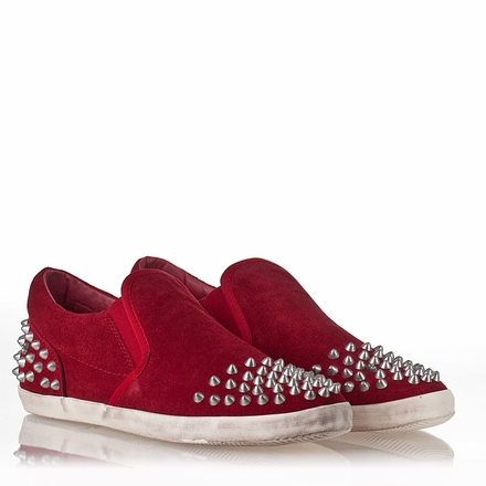 Ash  Single Mens Sneaker Rubis Suede 312254