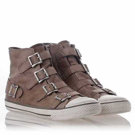 Ash Vincent Mens Sneaker Perkish  Leather 312032