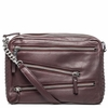 Ash Angel Womens Crossbody Handbag Dark Wine Leather  125081 (641)