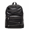 "<font size=""2"" color=""red""> NEW</font><p>Ash Angel Womens Large Backpack Black Leather  125083 (001)"