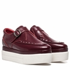 Ash Konnie Womens Sneaker Bordeaux Polished Leather 350597 (603)