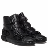 "<font size=""2"" color=""red"">NEW</font><p>Ash Wonder  Womens Sneaker Black Leather  350654 (001)"