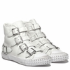 "<font size=""2"" color=""red"">NEW</font><p>Ash Wonder  Womens Sneaker White Leather  350654 (100)"