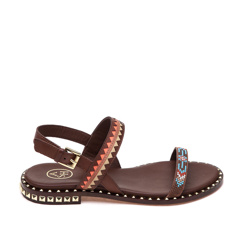 Paco Cacao Multi Sandal