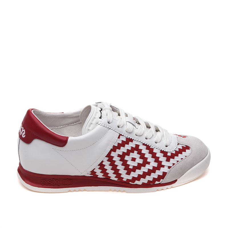 Scorpio Off White & Red Sneaker