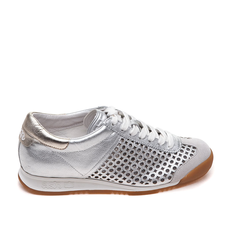 Spin Silver Platinum Sneaker