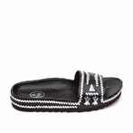 best seller Ulla Black Silver Sandal