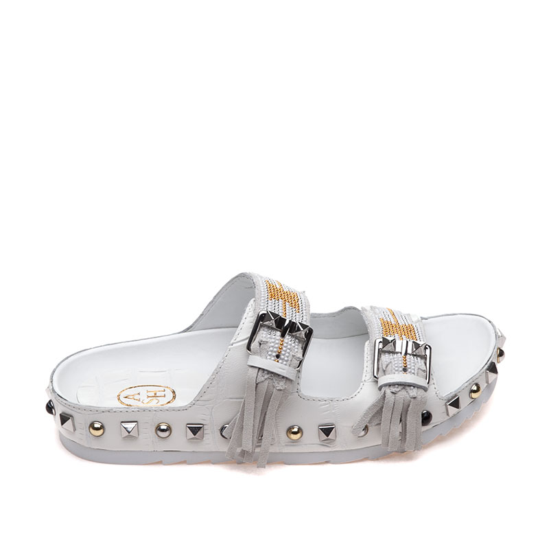 Utah Womens Snow White  Sandal