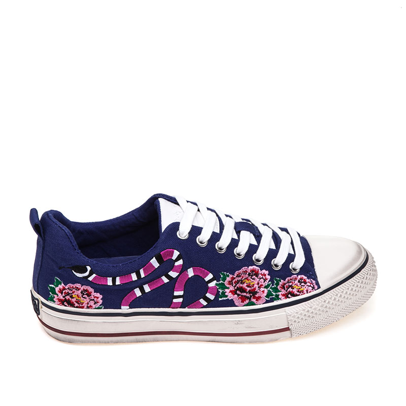 Vipera China Blue Sneaker