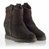 Ash Yahoo  Bis Womens Wedge  Boot Cedar Suede 330292 (370)