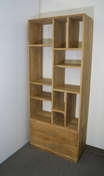 Book Rack with two drawer