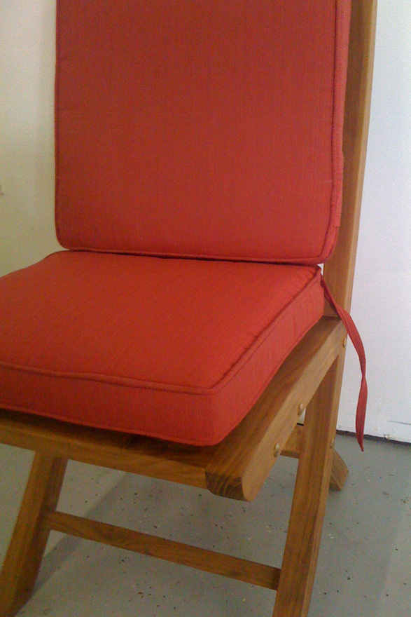 Cushion for Teak Folding Chair