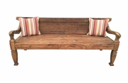 Recycled Teak Day Bed
