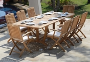 Stinson Extension Table Set 9PC