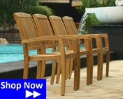 Teak Furniture - Chairs