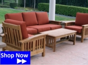 Teak Furniture - Club Seating