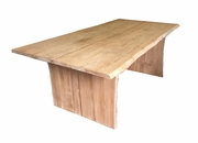 Teak Live Edge Table 6F