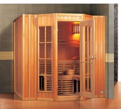 Traditional Sauna 3 Person