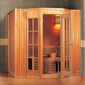 Traditional Sauna 4 Person