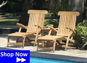 Teak Furniture - Loungers