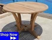 Teak Furniture - Tables