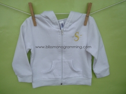 Hooded Zipper Sweatshirt