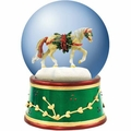 Horse of a Different Color Snowglobes