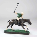 Painted Polo Player Lamp (photo unavailable)