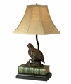 Prince of Gamebirds Lamp